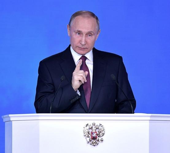 Путин: расходы на медицину в 2019–2024 годах должны вырасти до 5% от ВВП