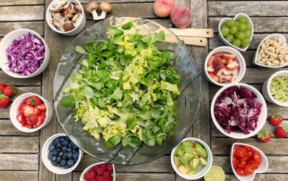 Растительная диета полезна для людей с любой группой крови