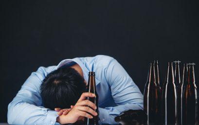 Алкоголь вредит головному мозгу