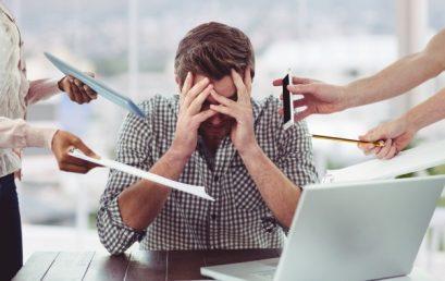 Стресс может влиять на когнитивные способности человека