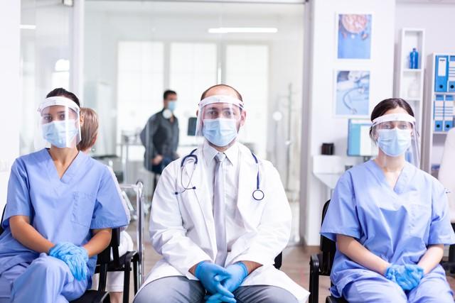 Минздрав представил проект госпрограммы «Развитие здравоохранения» на 2022 год